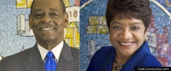 COOK COUNTY COMMISSIONERS