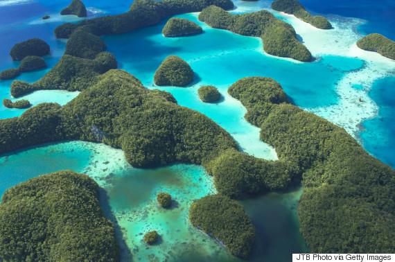 Палау создаст одной из крупнейших морских заповедников в мире