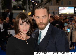 Tom Hardy Has Become A Dad For The Second Time