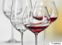 Des verres uniques qui décantent votre vin