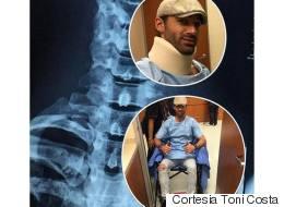 Toni Costa, lastimado y triste, dice si dejará '¡Sí Se Puede!'