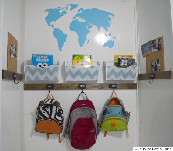 backpack nook