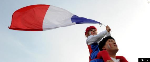 FRENCH PLEDGE OF ALLEGIANCE