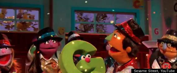 Sesame Street Glee