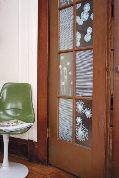 Design Sponge At Home Diy Window Films Huffpost