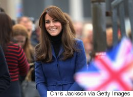 Kate Middleton Brings Back The Coatdress For Latest Appearance
