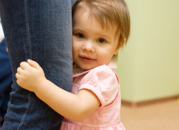 Help! My Child Is So Shy!  Dealing With A Five-Year-Old Closet Extrovert