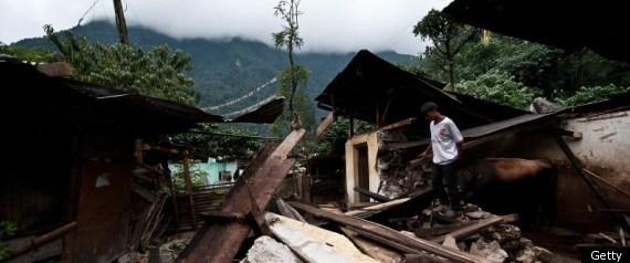 INDIA EARTHQUAKE 2011 DEATH TOLL