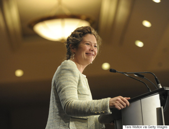 sophie trudeau speech