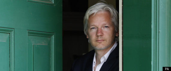 JULIAN ASSANGE RAPE