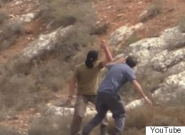 Rabbi Protecting Palestinian Farmers Attacked By 'Jewish Settler' With A Knife