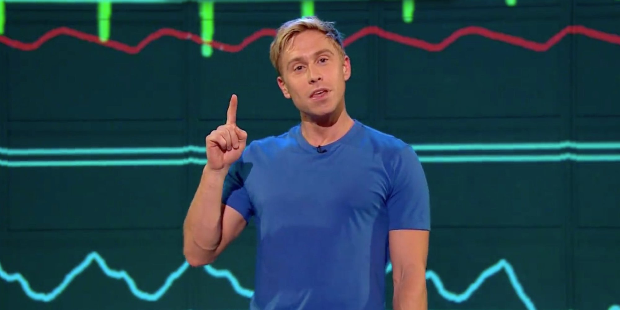 Russell Howard Rants About The Junior Doctors And Jeremy ...