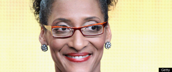 CARLA HALL THE CHEW