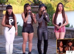 'X Factor' Group 4th Impact Wow With Rihanna Ballad