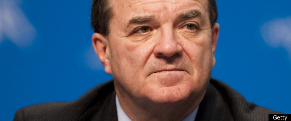 FLAHERTY WARNS EUROPE CRISIS