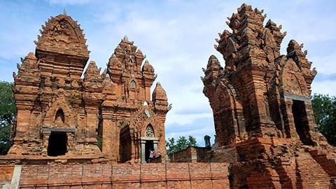 pokrongarai temple