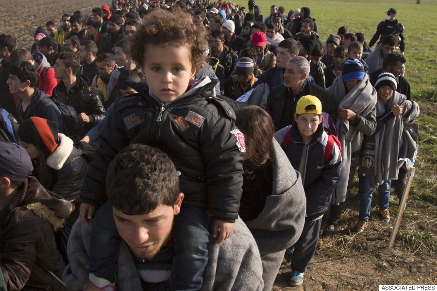 slovenia migrant