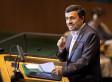 President Mahmoud Ahmadinejad Speech 2011: Delegates Leave General Assembly Hall