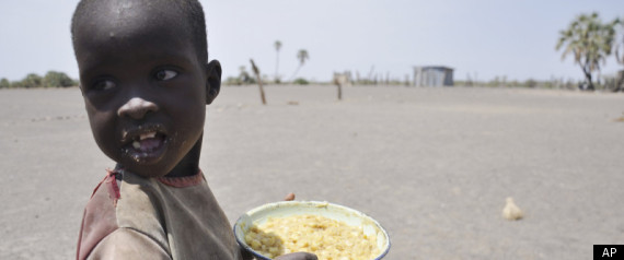 AFRICA FAMINE