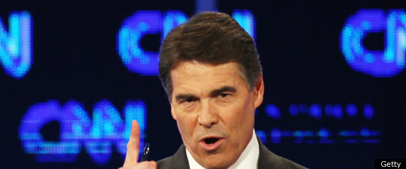 RICK PERRY EVANGELICAL
