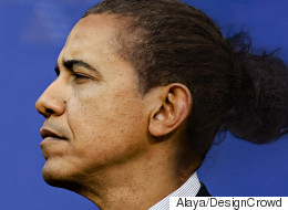 20 Pictures Of World Leaders With Man Buns And Top Knots