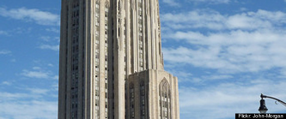 UNIVERSITY OF PITTSBURGH DONATION
