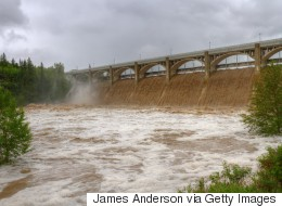 Alberta Invests $25 Million For Flood Prevention
