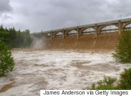 Alberta Invests $25 Million For Flood Prevention