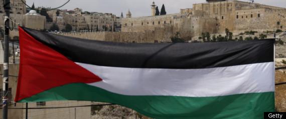 ISRAEL PALESTINE STATEHOOD BID