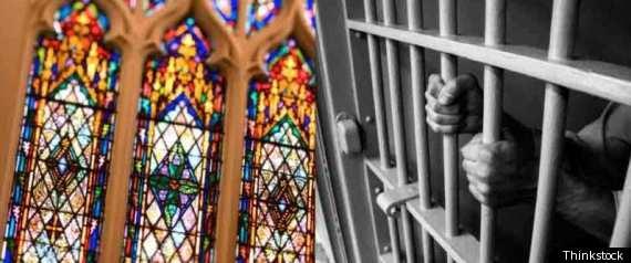 BAY MINETTE ALABAMA CHURCH OR PRISON