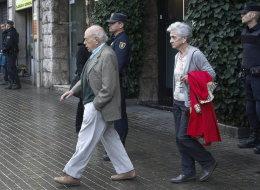 La UDEF inicia una operación contra los hijos de Jordi Pujol