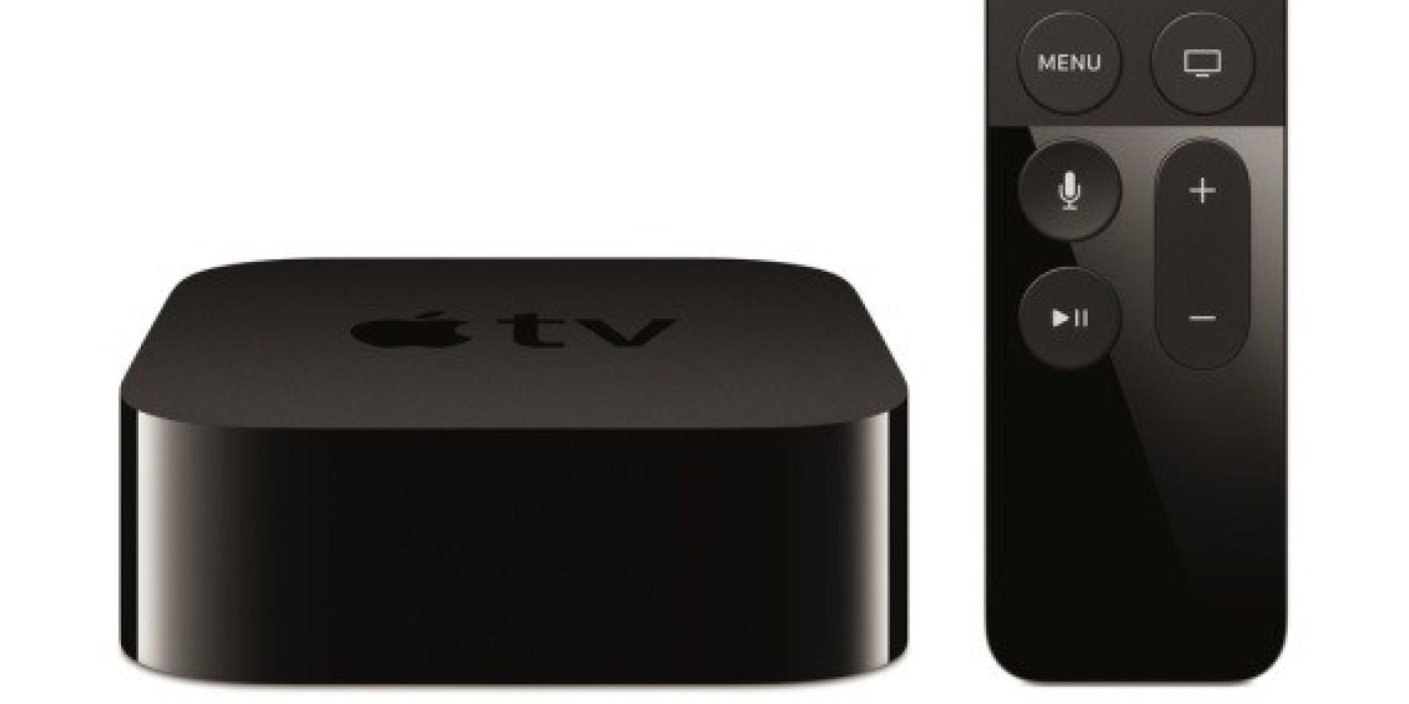 Apple Tv 4 Ab Jetzt Im Verkauf