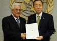 Palestinian UN Statehood Bid: Mahmoud Abbas Submits Formal Request For Member State Status