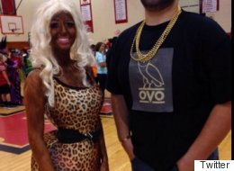 Student Slammed For 'Blacking Up' To Be Nicki Minaj At Homecoming Ball