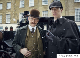 'Sherlock' Creator Teases Christmas Special Details