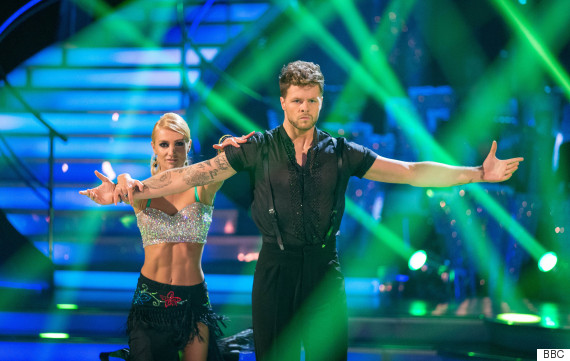 jay mcguiness aliona strictly