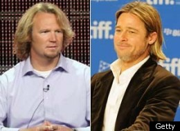 Kody Brown Brad Pitt