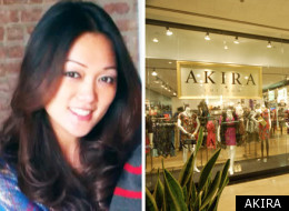 Online clothing stores. Akira clothing store chicago