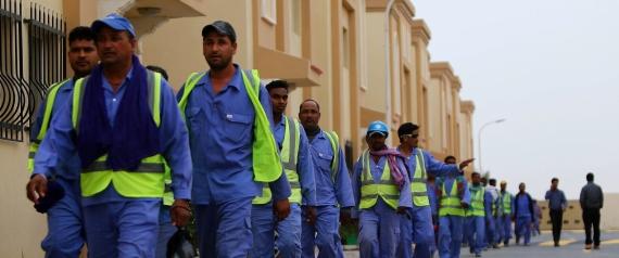 QATAR WORKER