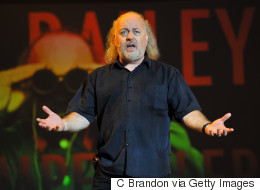 Bill Bailey's Tour Bus Won't You Please Come Home
