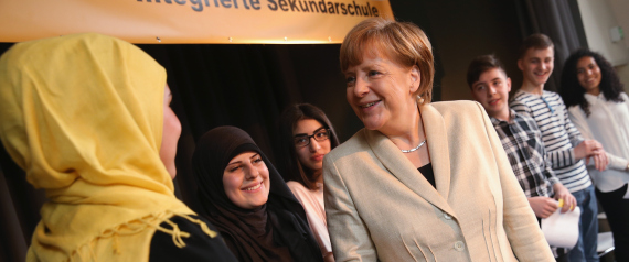 ISLAMISTS IN GERMANY