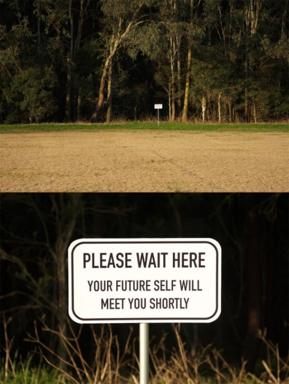 wait here