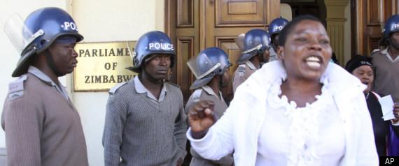 ZIMBABWE PEACE DAY