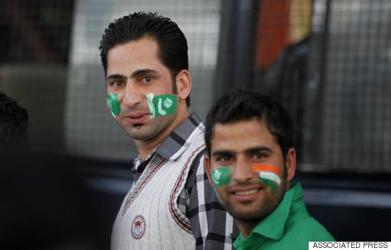 india pakistan cricket fans