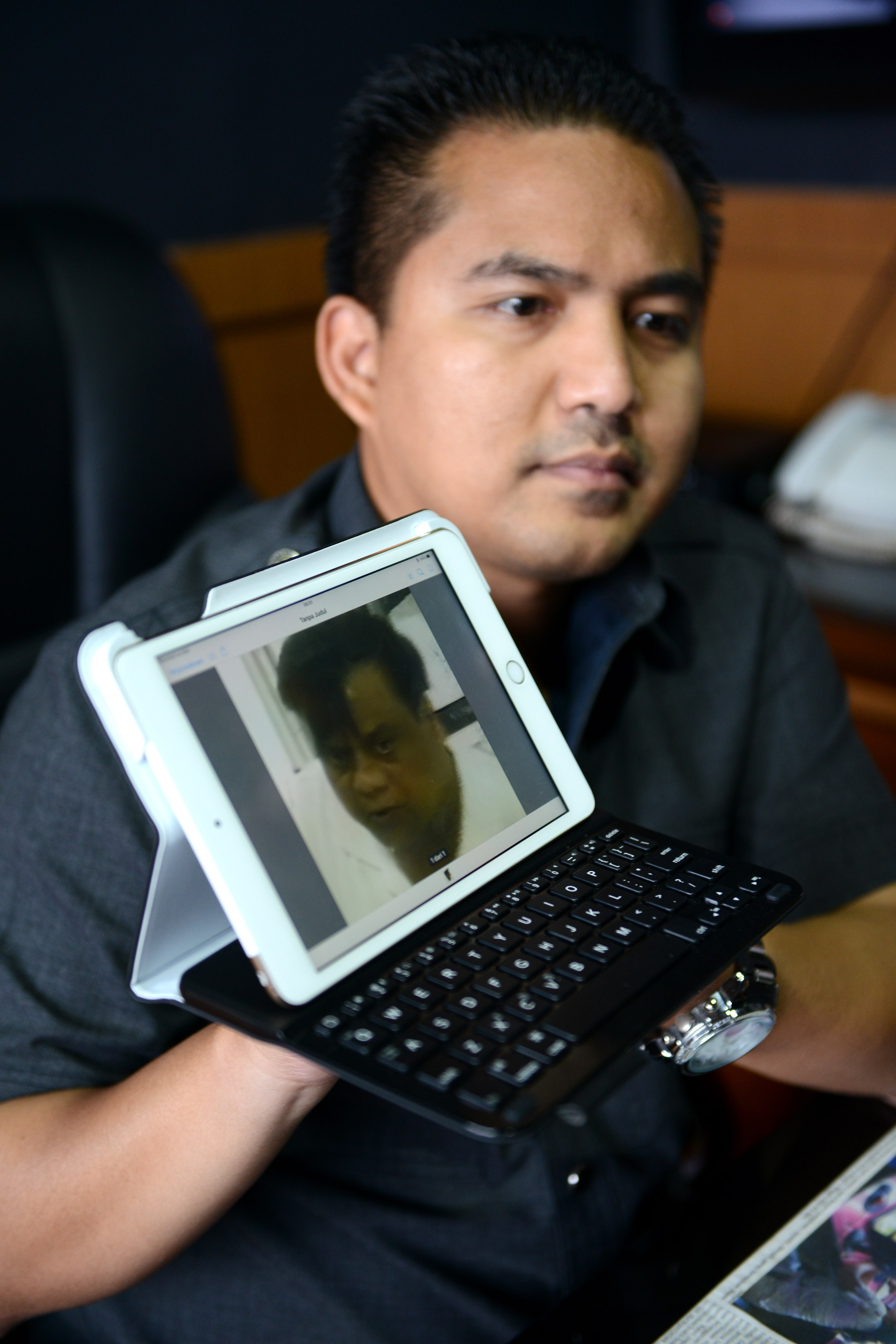 denpasar police