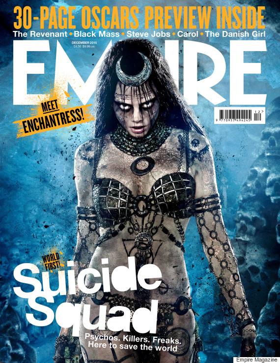 suicide squad cara the enchantress