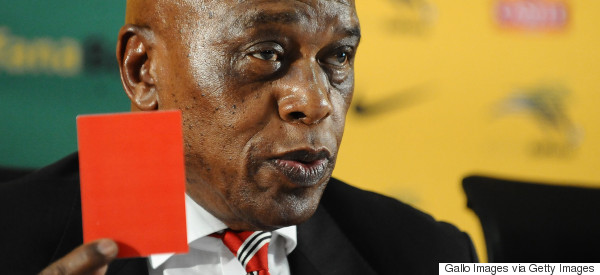 No One Can Quite Believe Tokyo Sexwale Is A Fifa Presidential Candidate