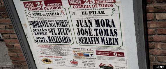 SPAIN CATALONIA BULLFIGHTS