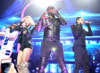 iHeartRadio Festival Kicks Off With Black Eyed Peas, Coldplay, Jay-Z (PHOTOS)