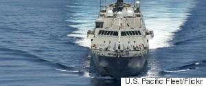 USA CHINA SEA
